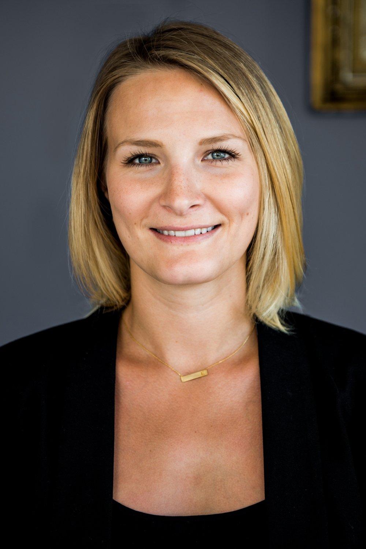 Elise Lepine, Senior Associate