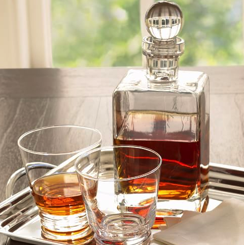 Glass Decanter - $31.50