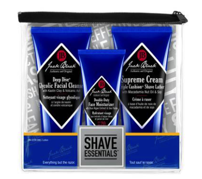 5. Shave Essentials Kit - $25