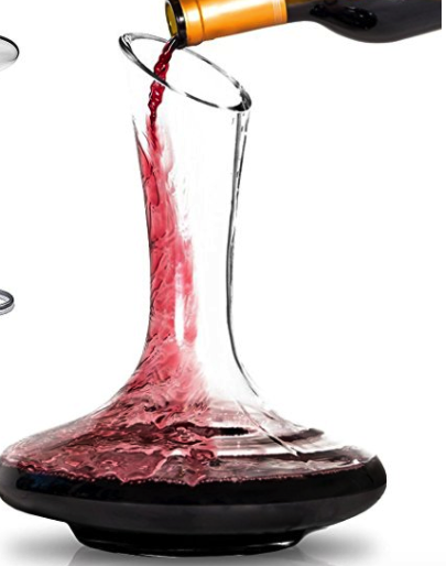 6. Wine Decanter - $35