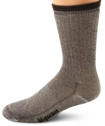 9. Wool Hiking Socks - $7