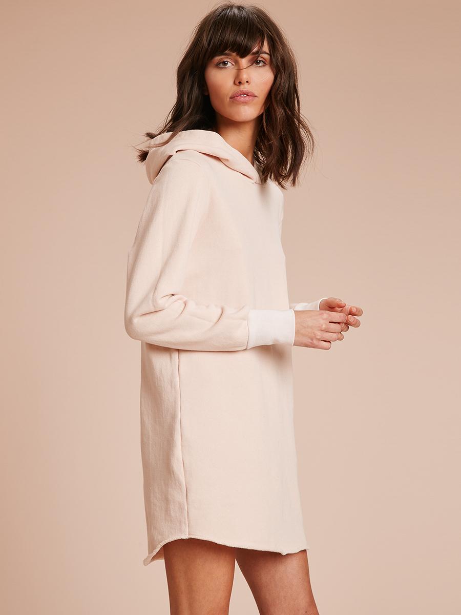 Parker Hooded Shirtdress - Blushed.jpg