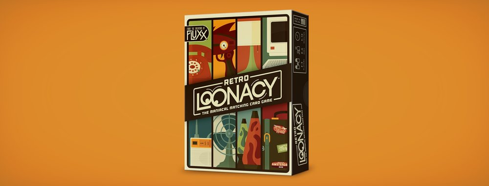 RETRO LOONACY ILLUSTRATION  |  PACKAGE DESIGN  MORE INFO