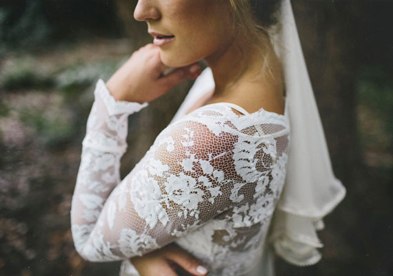 How to Order a Custom Wedding Dress
