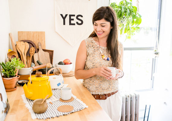At Home With Maryanne Moodie