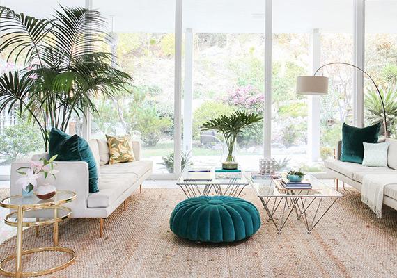 The Hottest Home Trends of 2015