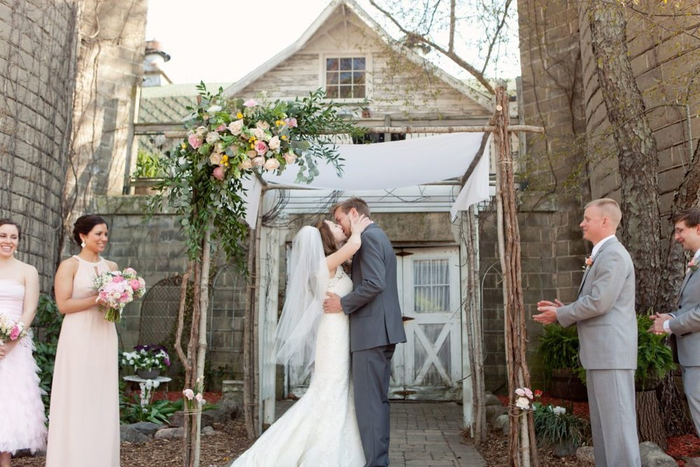 Real Weddings: Welcome Home