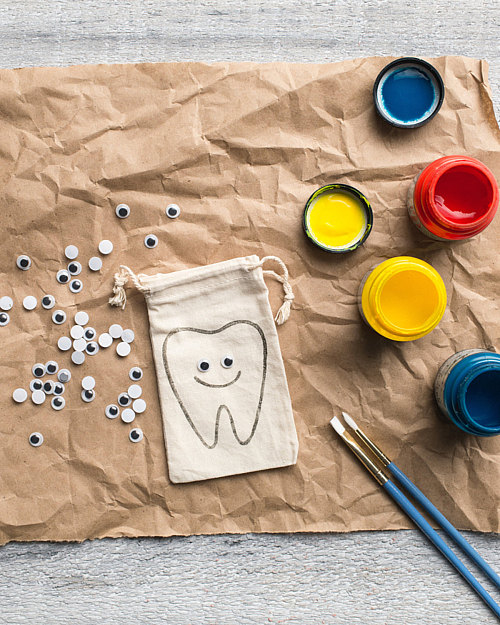 Make This: Tooth Fairy Pouch