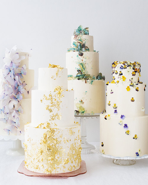 4 Ways to Customize a Store-Bought Wedding Cake