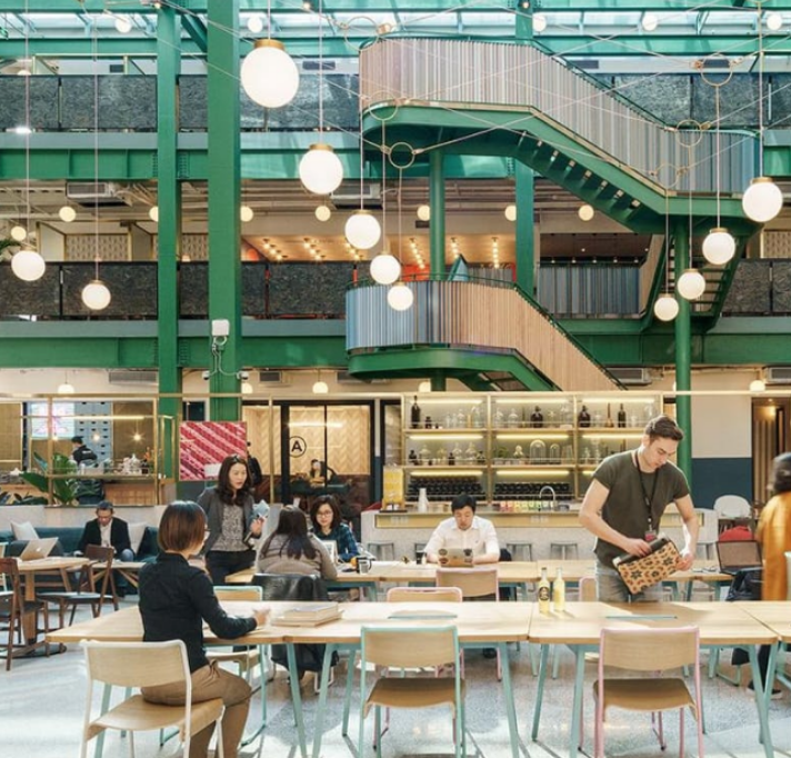 wework.com - Scope: Location Descriptions for Markets, Submarkets, and New Buildings; UX Copy; Voice & Brand Style Guide