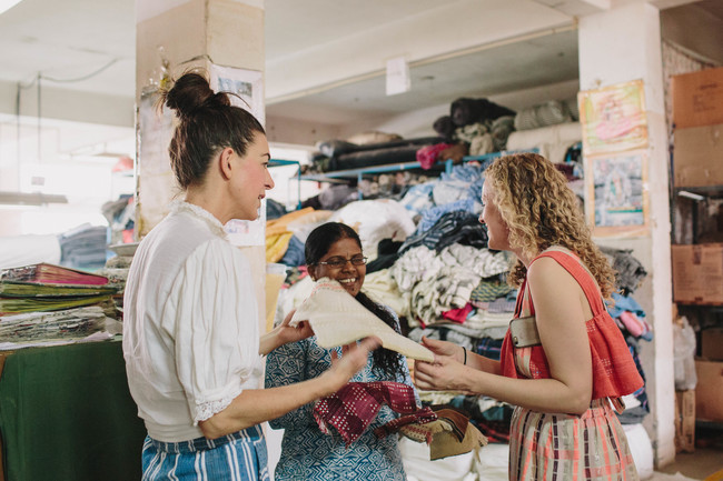 Ace & Jig's Zero Waste Fashion Empire