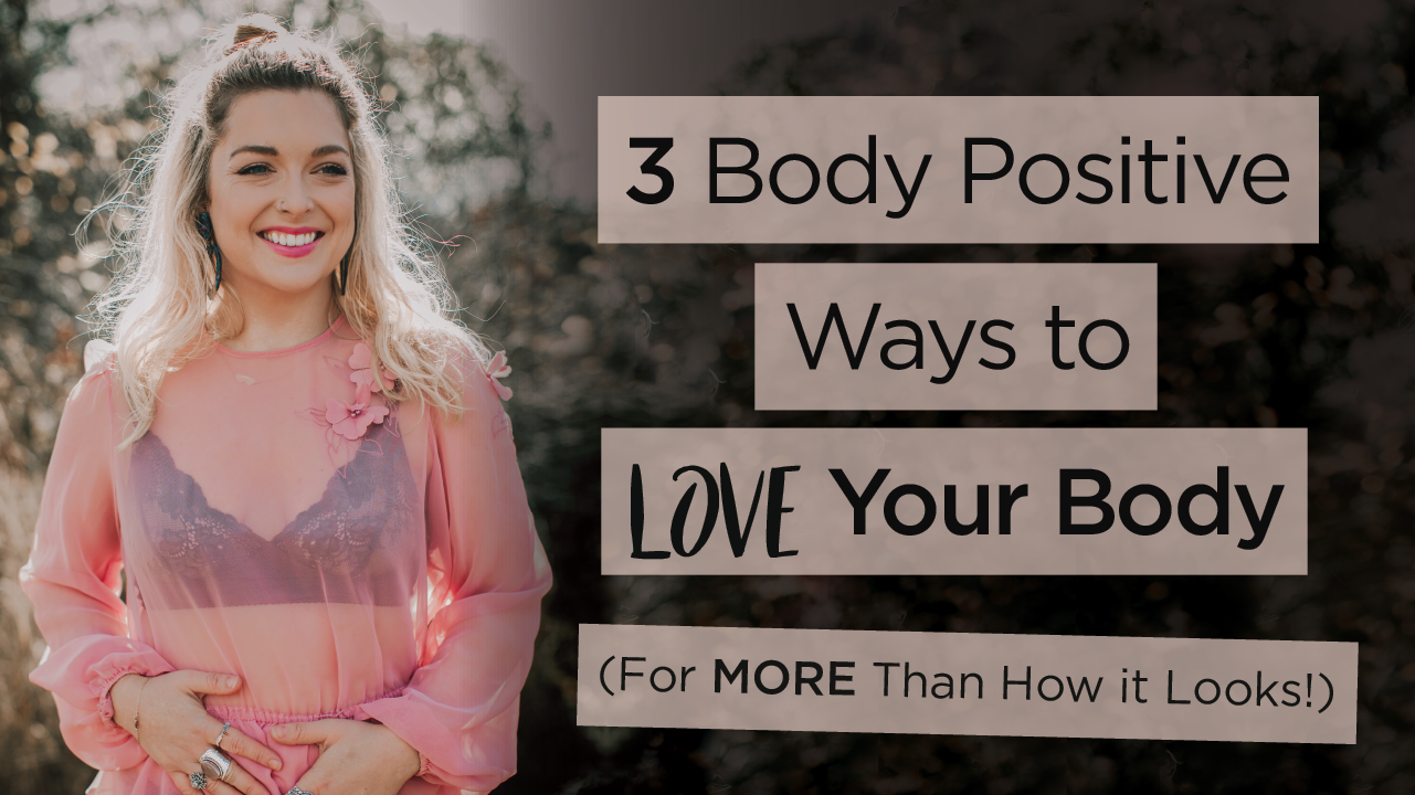 How to love your body at any size