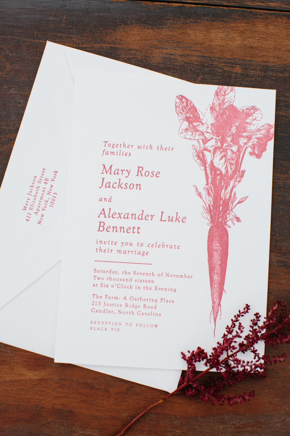Asheville Wedding Invitation.jpg