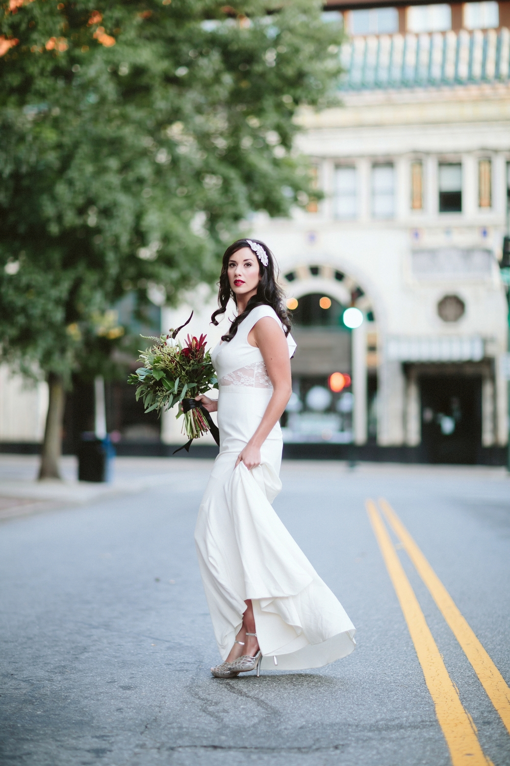 Downtown Asheville Bride.jpg
