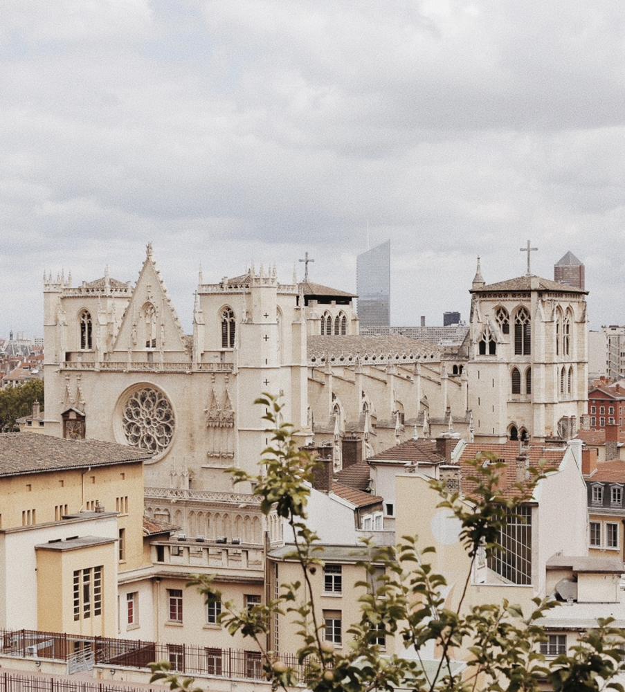 Now, something about Lyon -