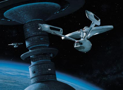 star trek orignial series enterprise