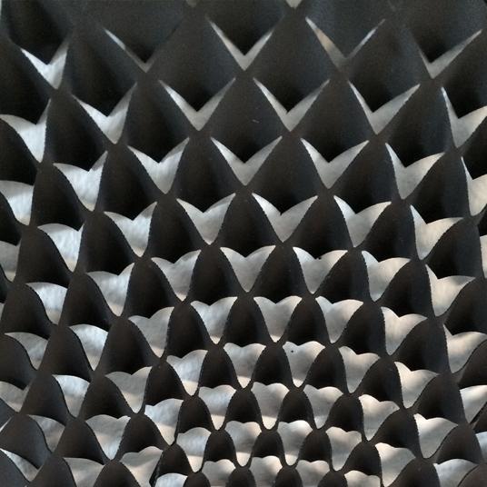 Flexible 3D structures - lasercutting