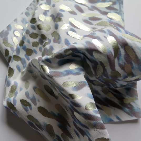 Digital printed spikes & foil
