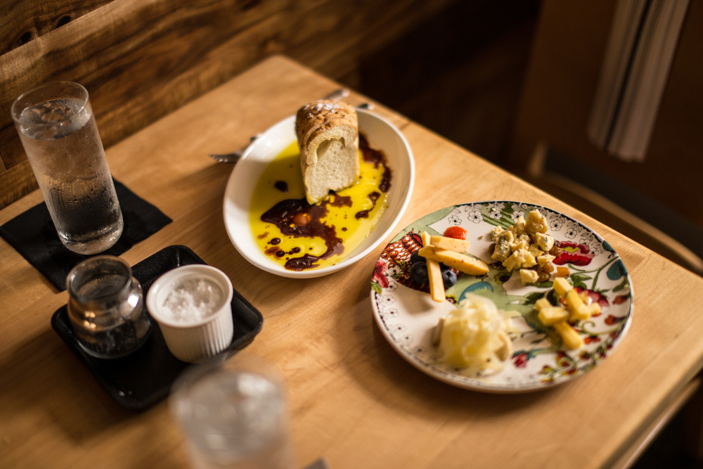 Sweet Home Farms Cheese Tasting