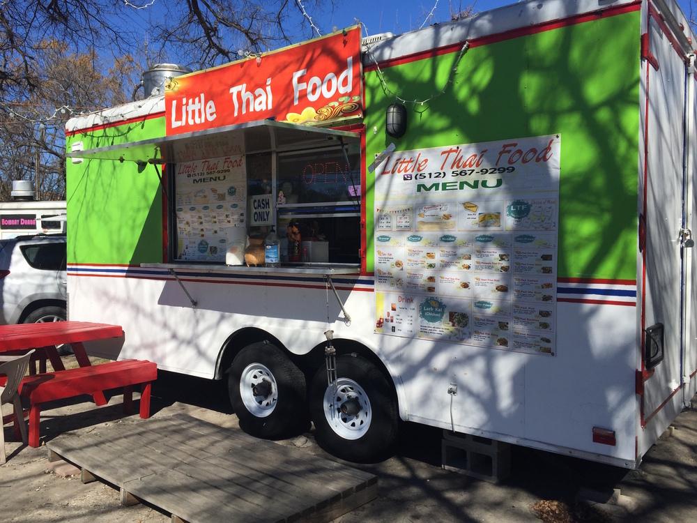Little Thai Food Truck!