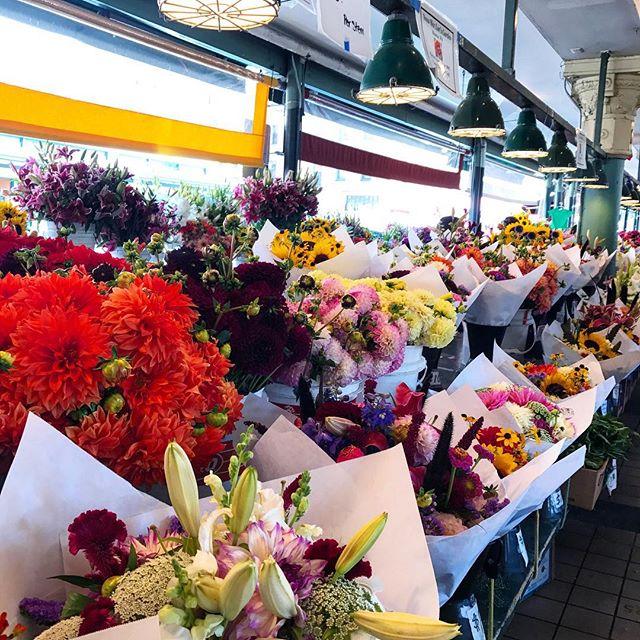 Seattle Markets 😍