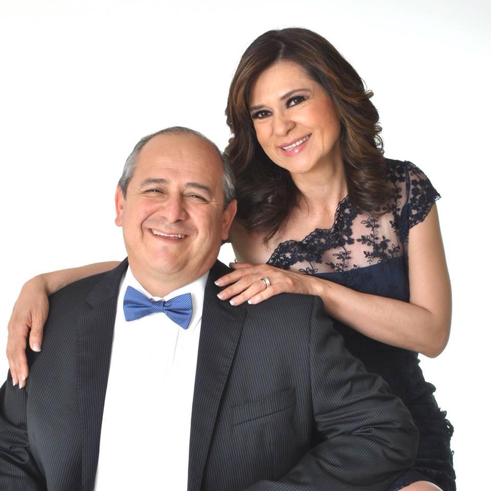 Pastores: Roberto y Elisa Quijano