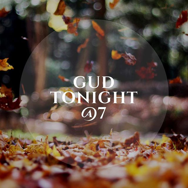 The weather feels great because FALL is here!  Join us tonight at 7 for a great night of service and worship! We hope to see you there!