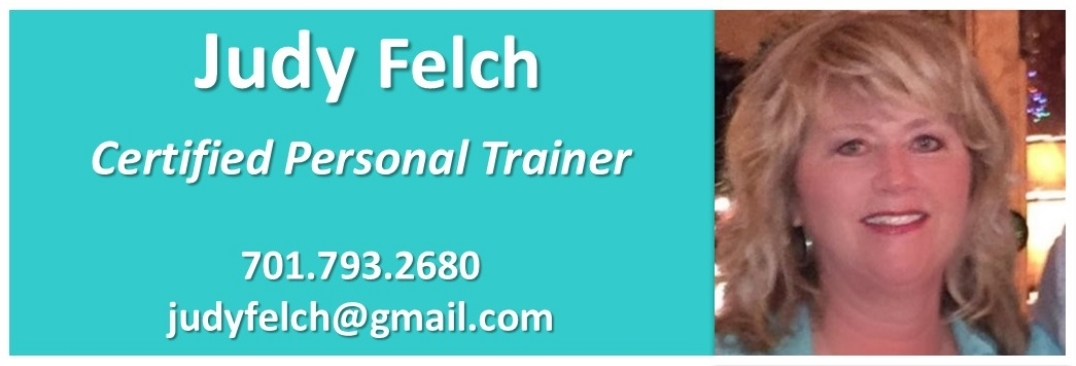Judy Felch, Certified Personal Trainer