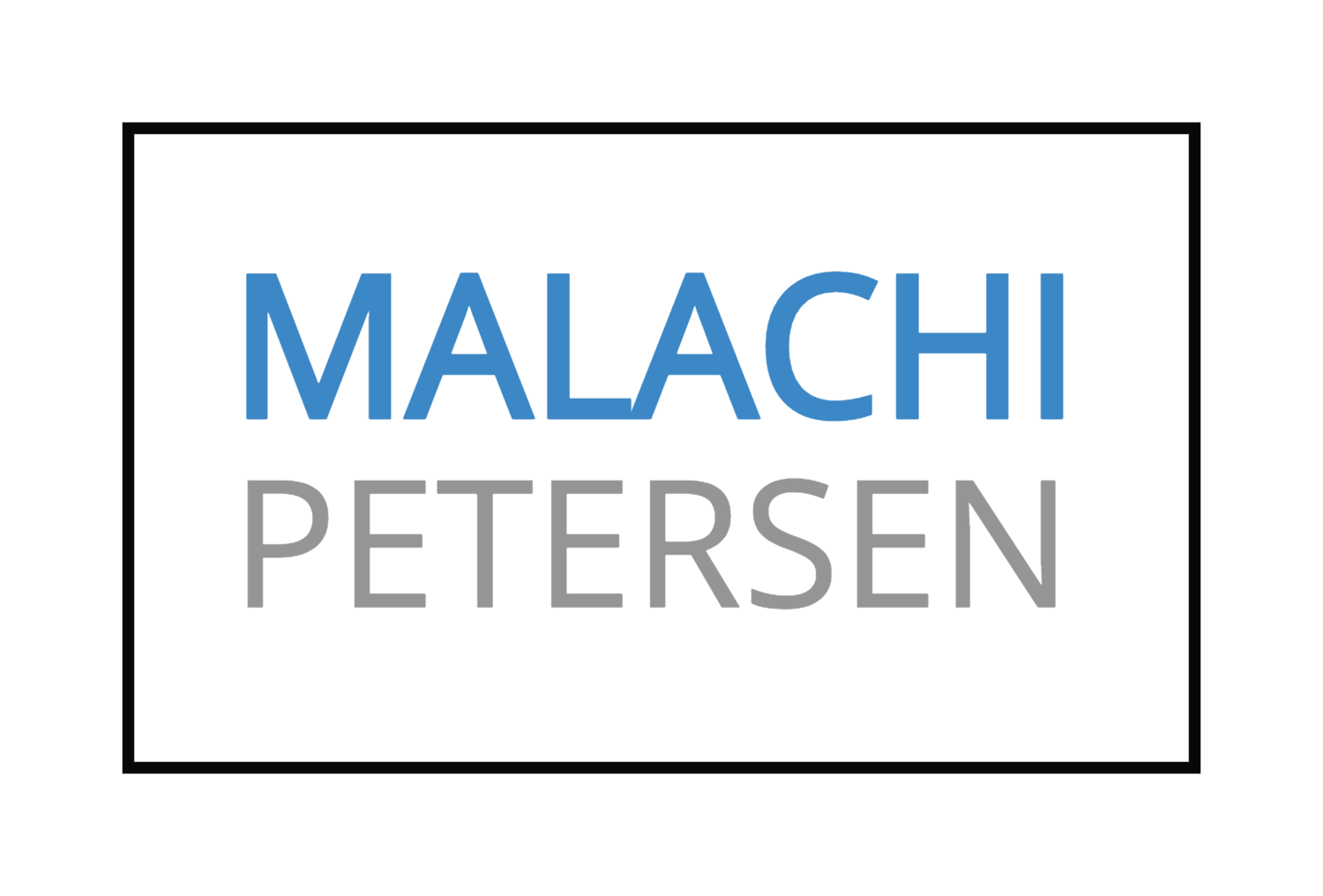 Malachi Petersen