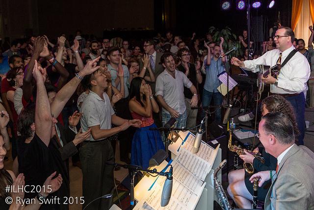 Jonathan Stout at ILHC 2015