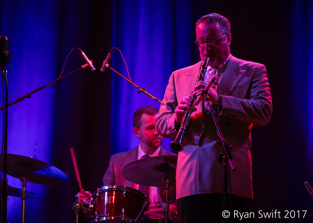 Paul Cosentino & The Boilermaker Jazz Band at Stompology XII