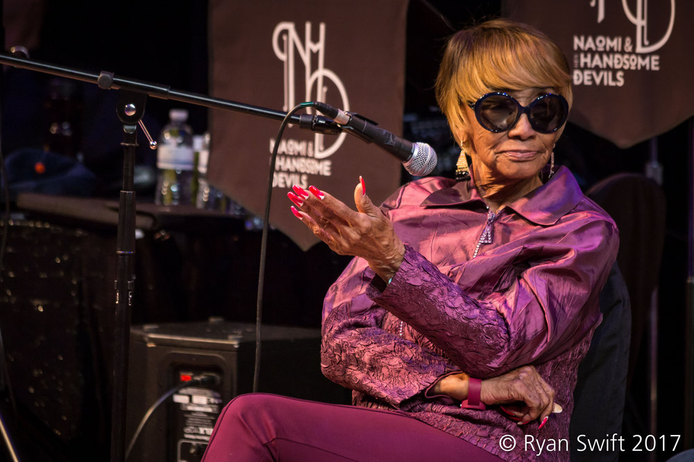 Norma Miller at Uptown Swingout 2017