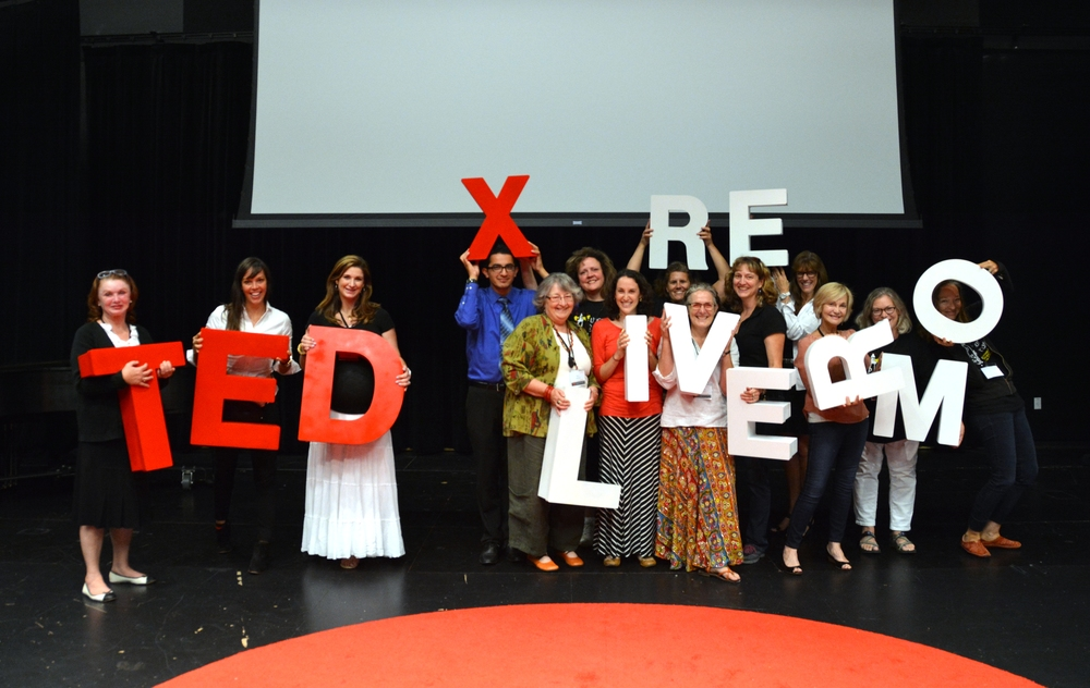 TEDxLivermore 2014 Committee - a great bunch to work with!