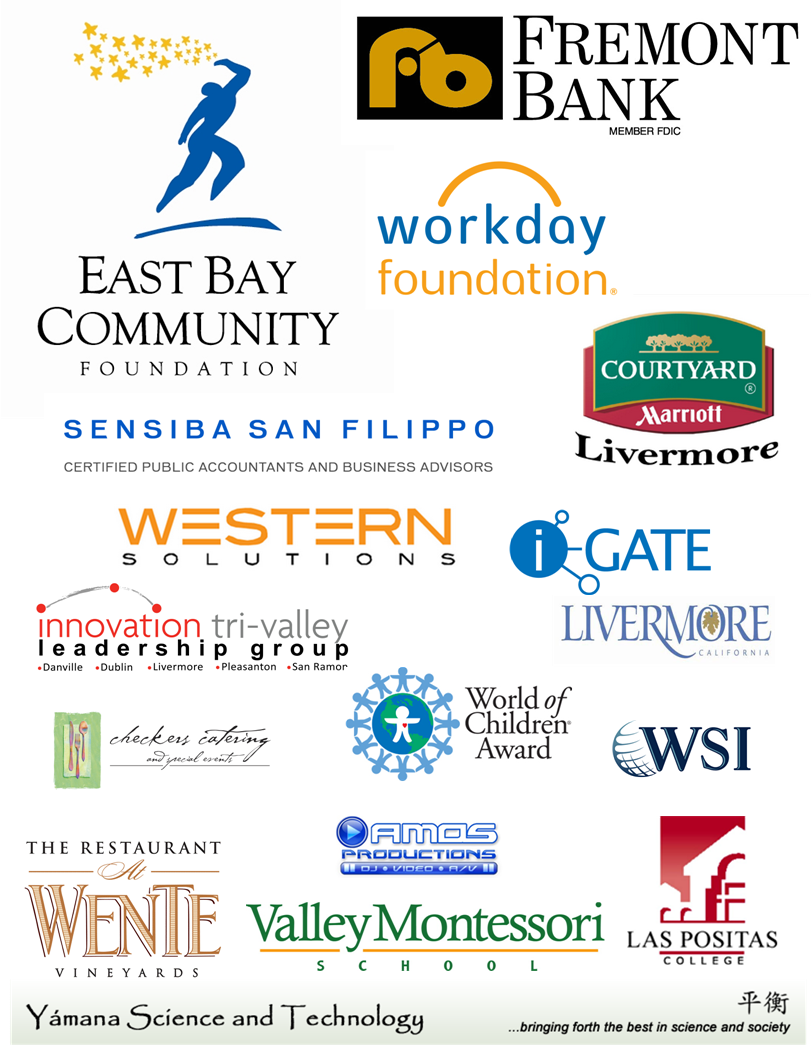 We can't thank our sponsors enough for making this wonderful event possible!