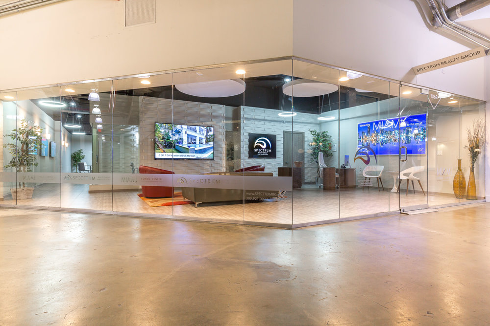 Spectrum Realty Group Miami Design District