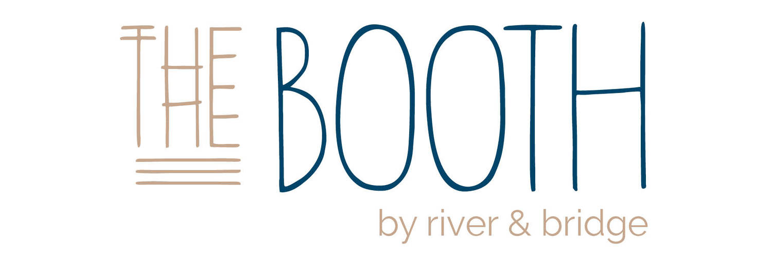 THE BOOTH by river & bridge