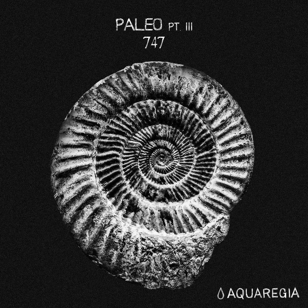 747 - Paleo Pt. 2 EP [Aquaregia 008]