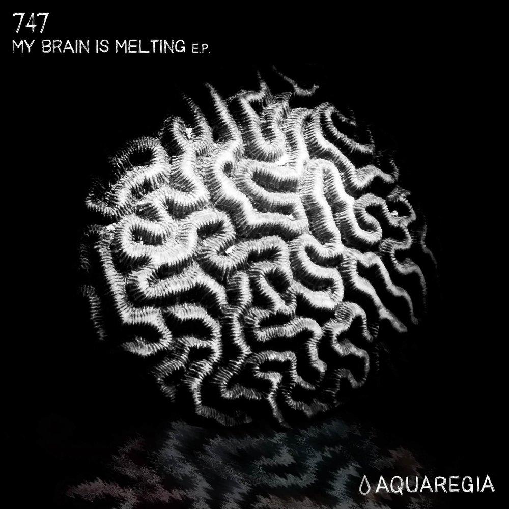 747 - My Brain Is Melting EP [Aquaregia 001]