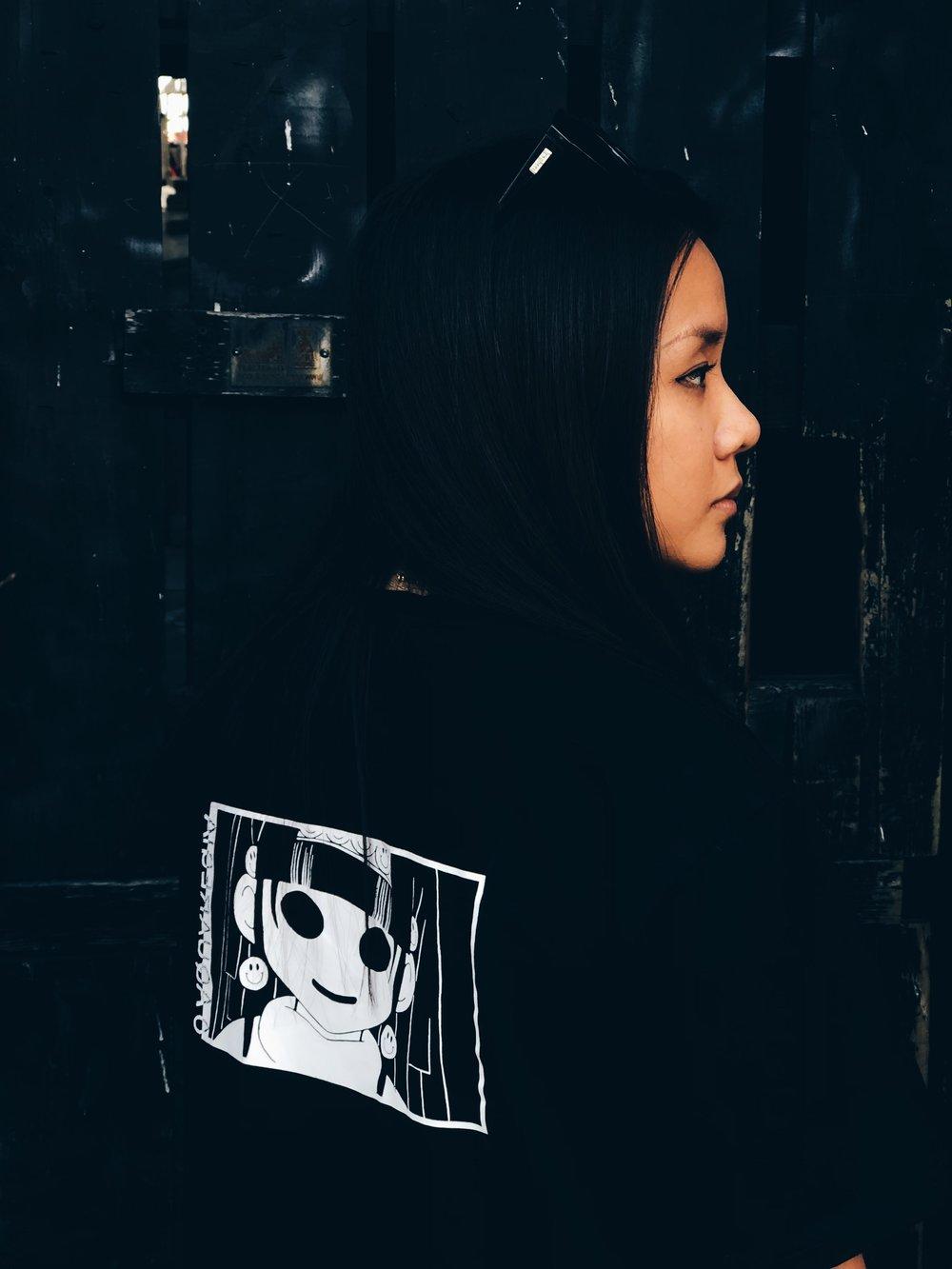 Acid Anime T-Shirt