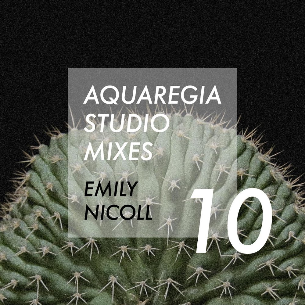 747 playing a 100% vinyl set for the 9th edition of the Aquaregia Studio Mix series.