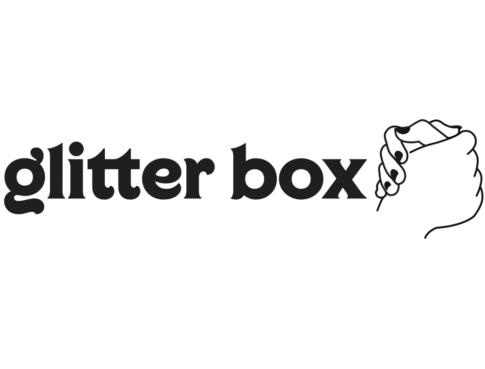 GLITTER BOX LOGO