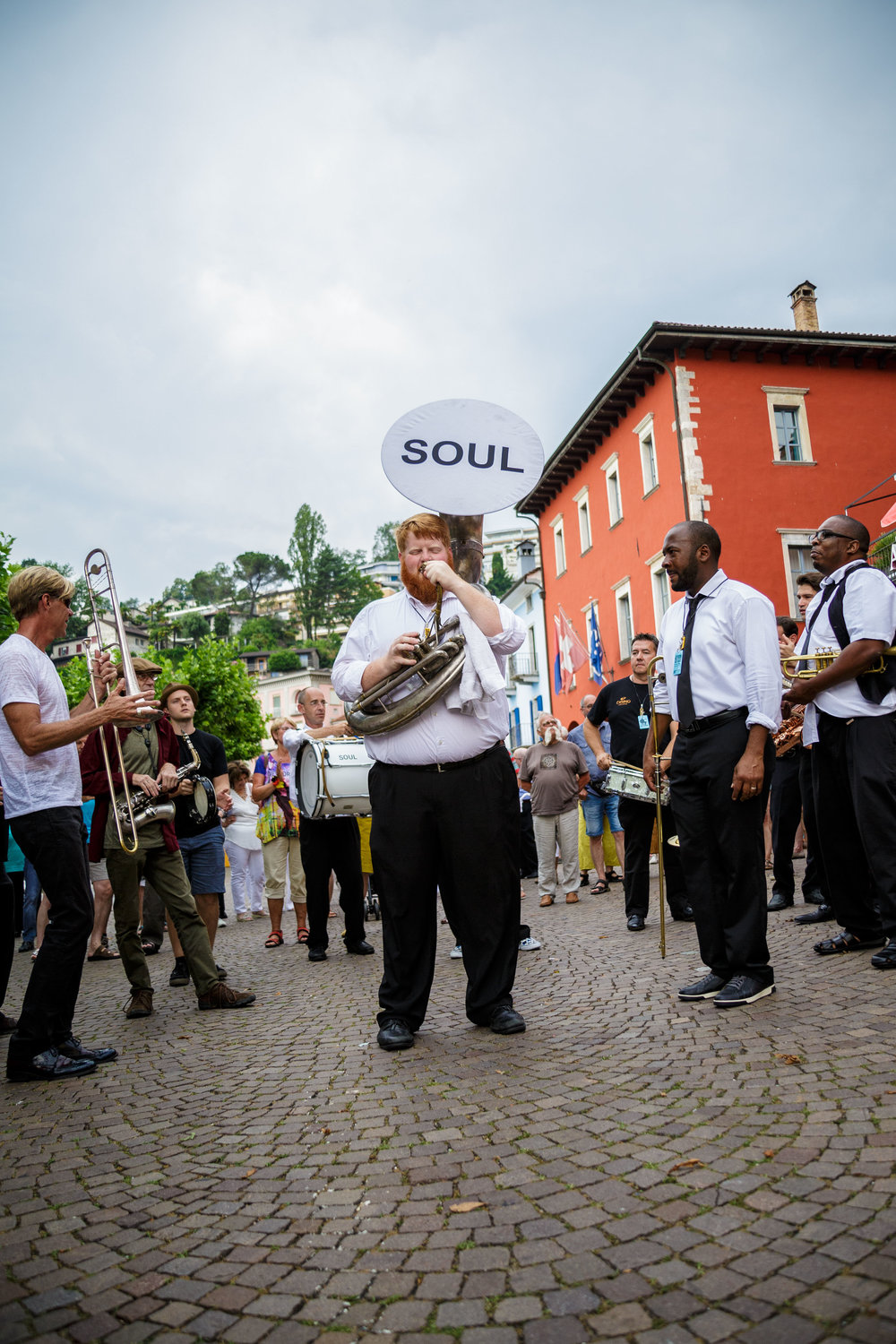 SOUL BRASS BAND - ASCONA JAZZ FESTIVAL