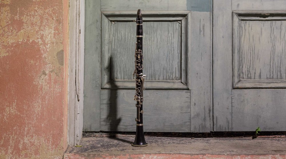 Oliver Bonie - Clarinet