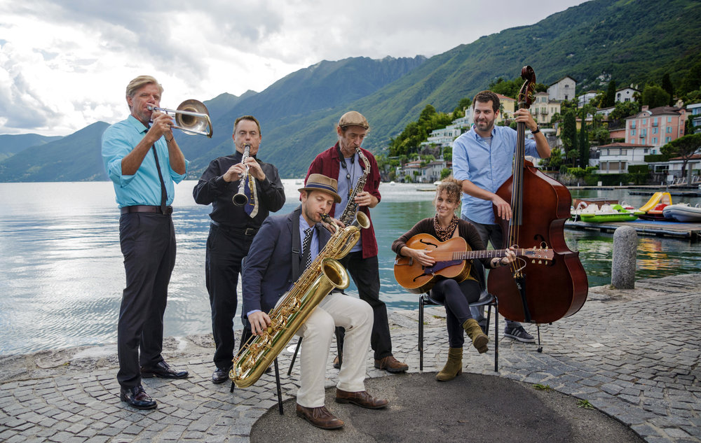 New Orleans Jazz Vipers, Ascona