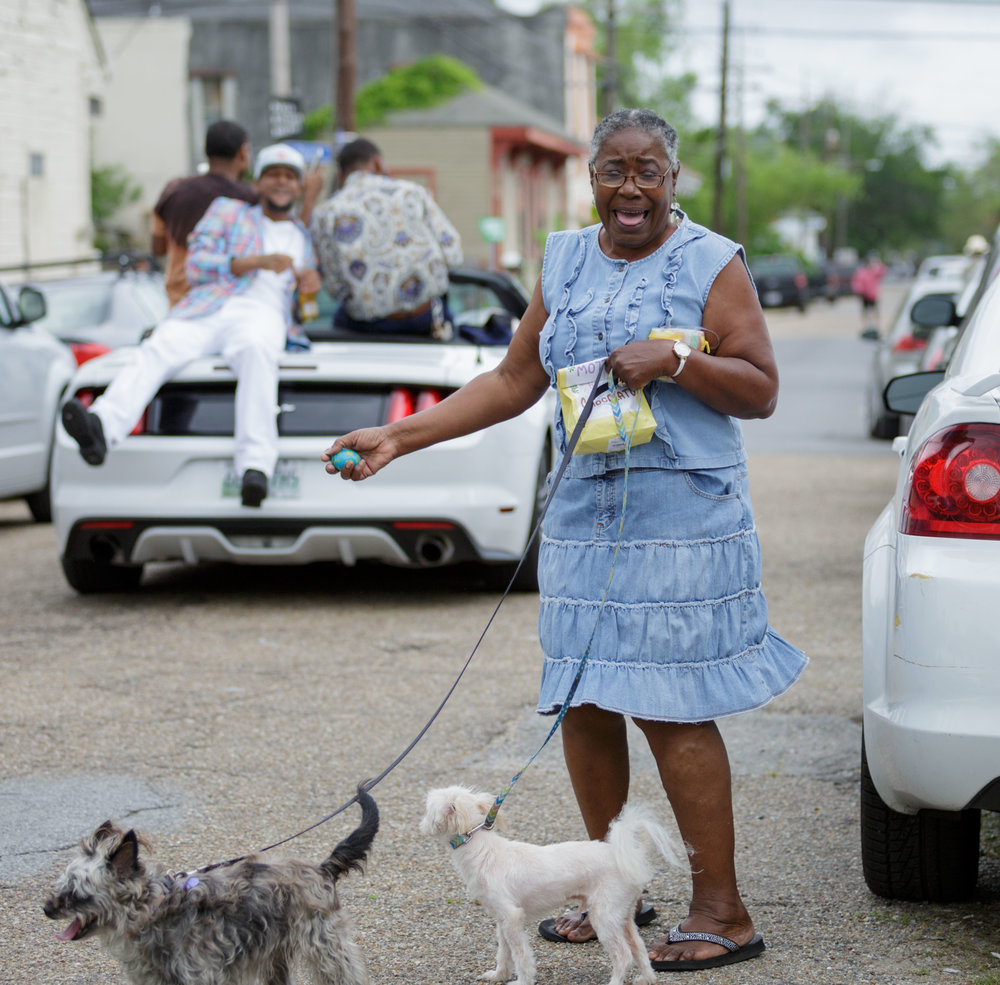 7th Ward Easter Parade
