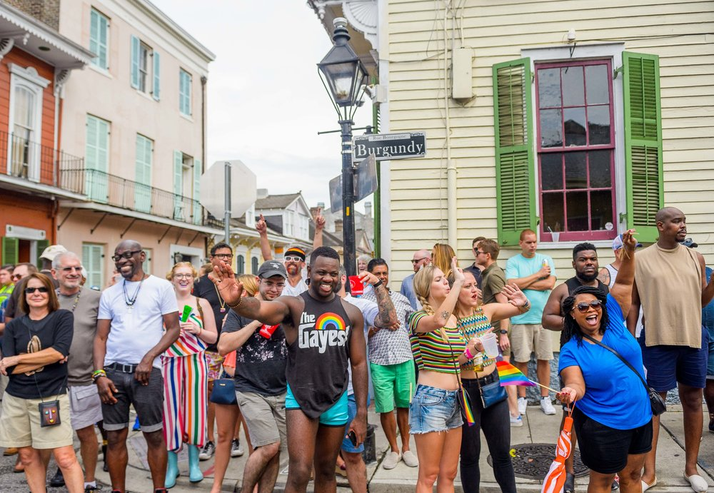 Southern Decadence 2018