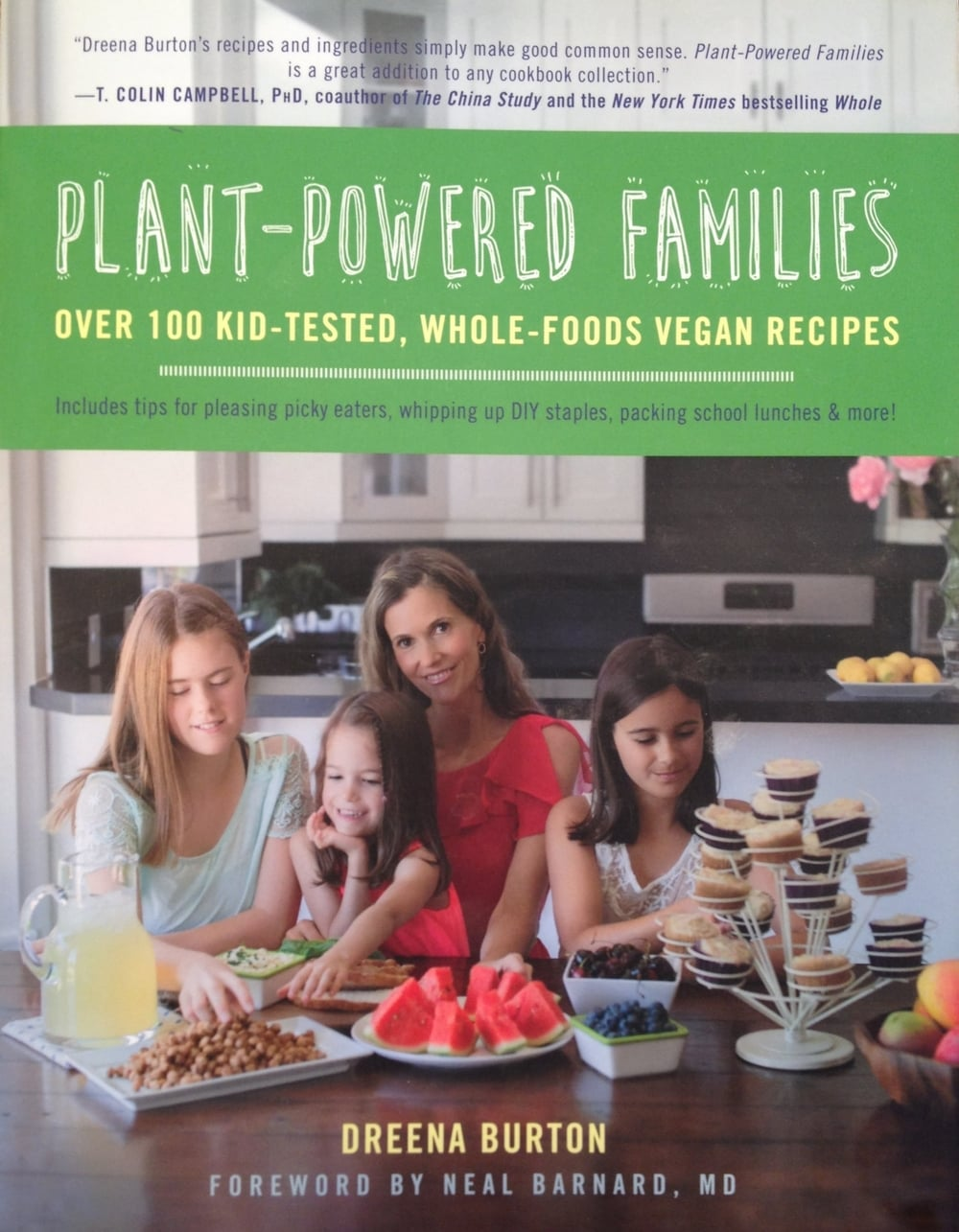 My Favorite Vegan Cookbooks! Plant-Powered Families. www.tammyblomsterberg.com