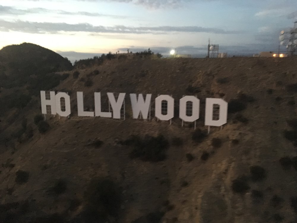 Hollywood Sign from Helicopter tour - tammyblomsterberg.com.JPG