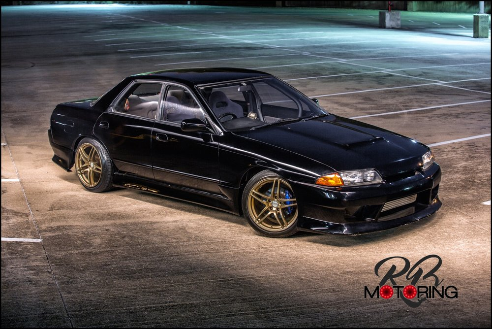 Nissan Skyline For Sale In Texas R32 4 Door Rb Motoring Jdm