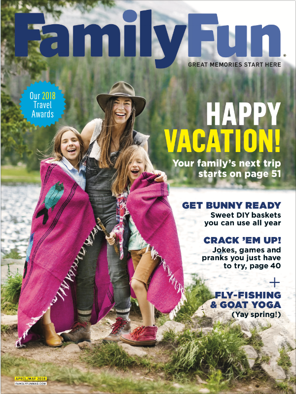 FamilyFun March/April 2018 — Amy Palanjian